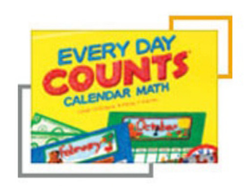 Great Source Every Day Counts Calendar Math Replacement Set 2nd Grade