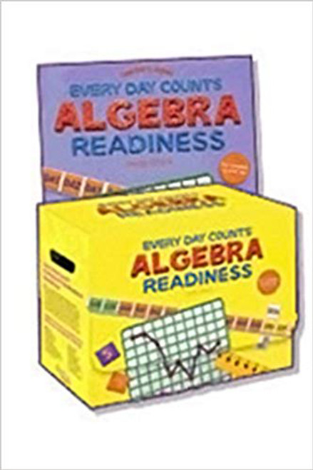 Great Source Every Day Counts Calendar Math Algebra Readiness Kit Grade 6-7