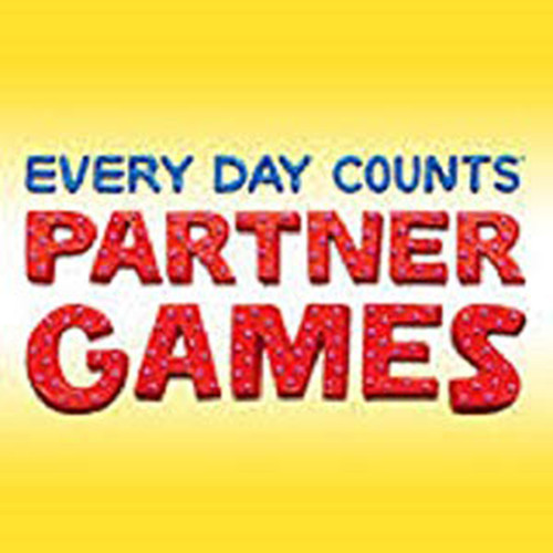 Great Source Every Day Counts Partner Games Ten-Grid Deck Grade K-3