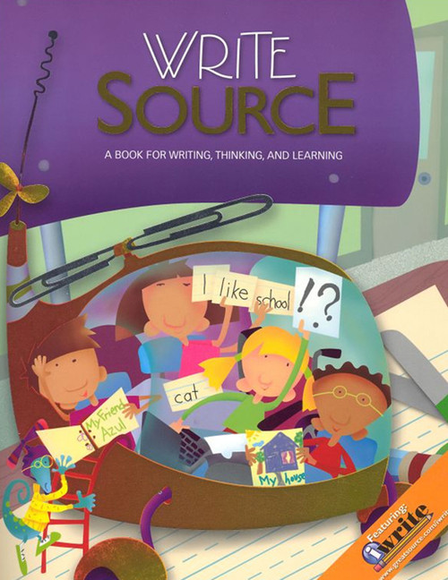 Write Source Student Book 1st Grade