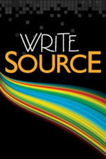Write Source Interactive Writing Skills CD-ROM Grade 7