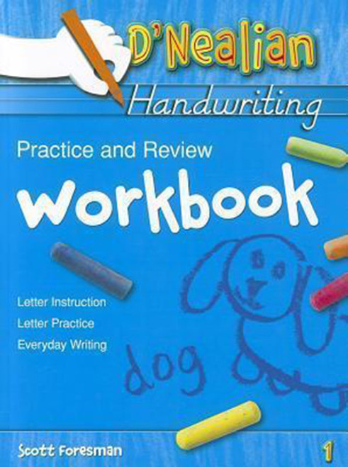 DNealian Do It Yourself Practice Book 1st Grade