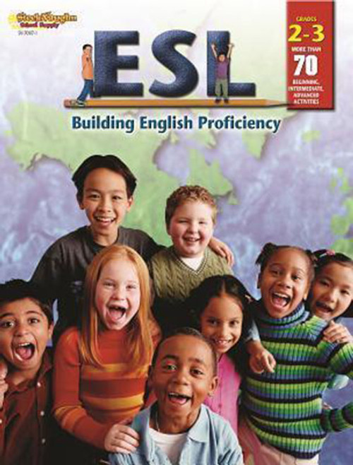 ESL: Building English Proficiency Reproducible Grades 2-3