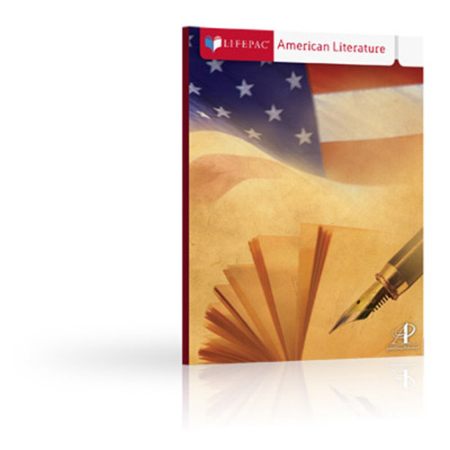 LIFEPAC American Literature Complete Homeschool Curriculum Set