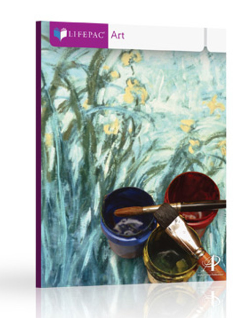 LIFEPAC Art Teachers Guide Book