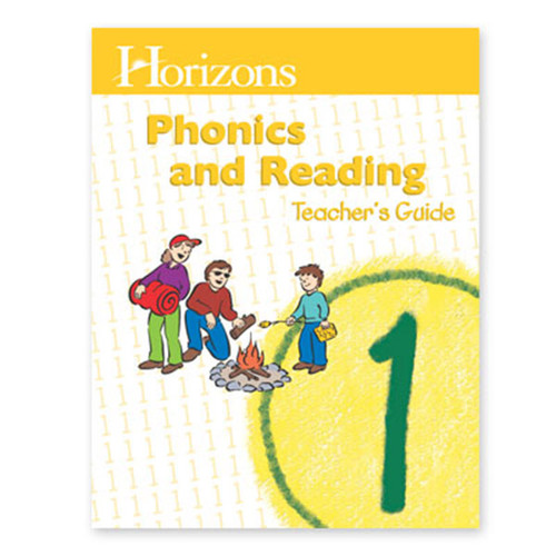 Horizons Phonics Teachers Guide 1st Grade