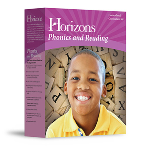 Horizons Phonics and Reading Homeschool Curriculum Set 1st Grade