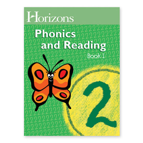 Horizons Phonics Student Book 1 2nd Grade