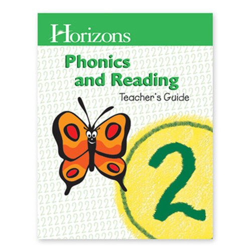 Horizons Phonics Teacher Guide 2nd Grade