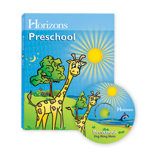 Horizons Complete Homeschool Curriculum Set Preschool