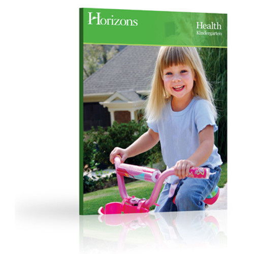 Horizons Health Teacher Guide Book Kindergarten