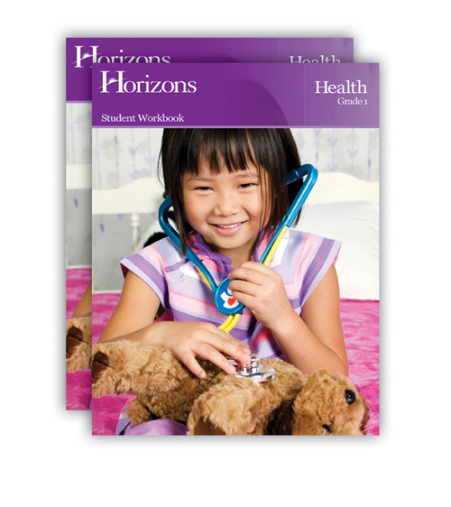 Horizons Health Homeschool Curriculum Set 1st Grade