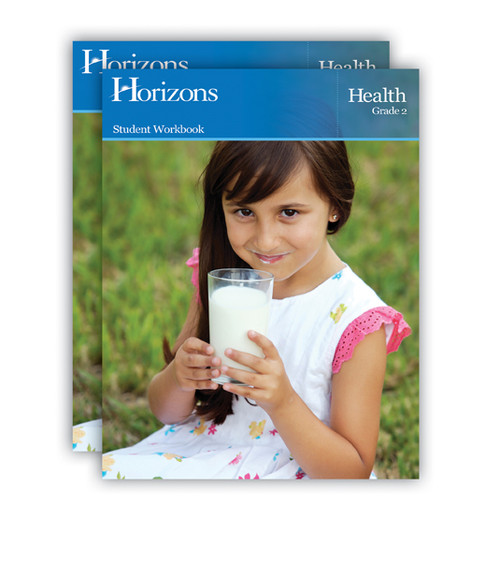 Horizons Health Homeschool Curriculum Set 2nd Grade