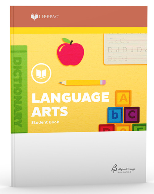 LIFEPAC Language Arts Teacher Book 2nd Grade