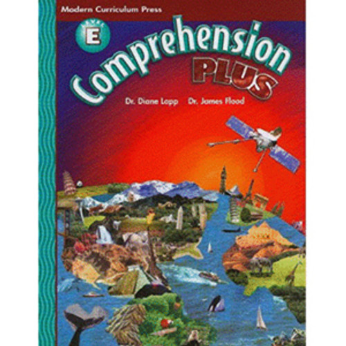 Comprehension Plus Book E Student 2002