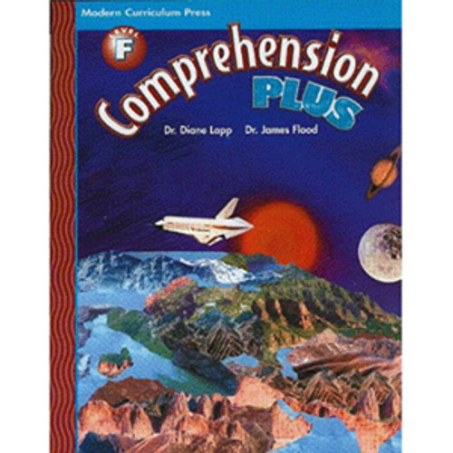 Comprehension Plus Book F Student 2002