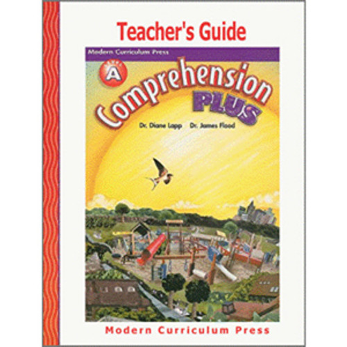 Comprehension Plus Book A Teacher 2002