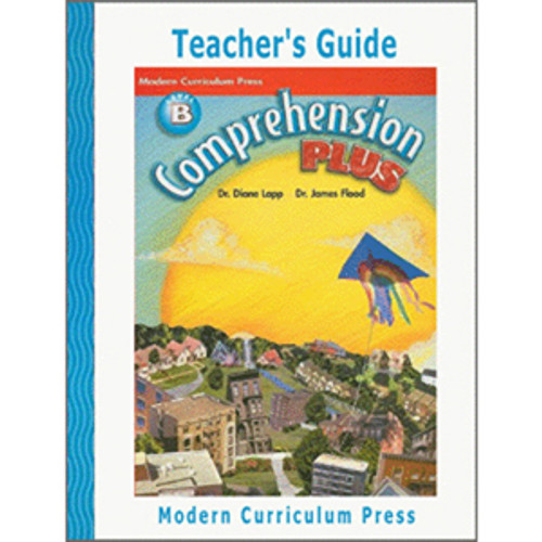 Comprehension Plus Book B Teacher 2002