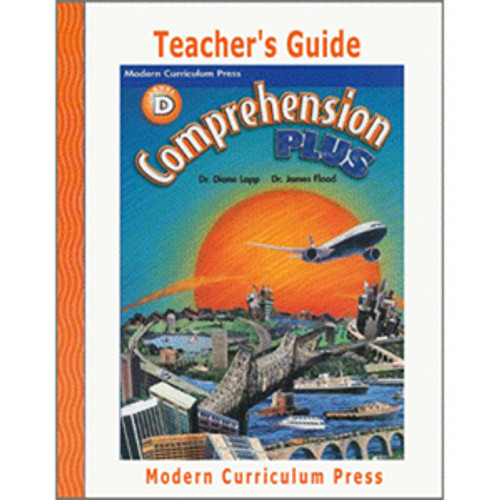 Comprehension Plus Book D Teacher 2002