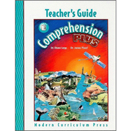 Comprehension Plus Book E Teacher 2002