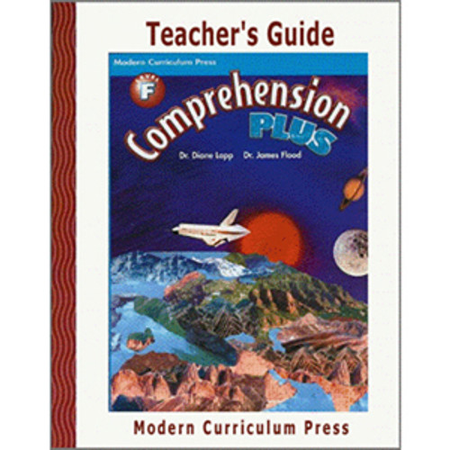 Comprehension Plus Book F Teacher 2002