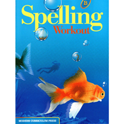 MCP Spelling Workout 2002 Student Book B