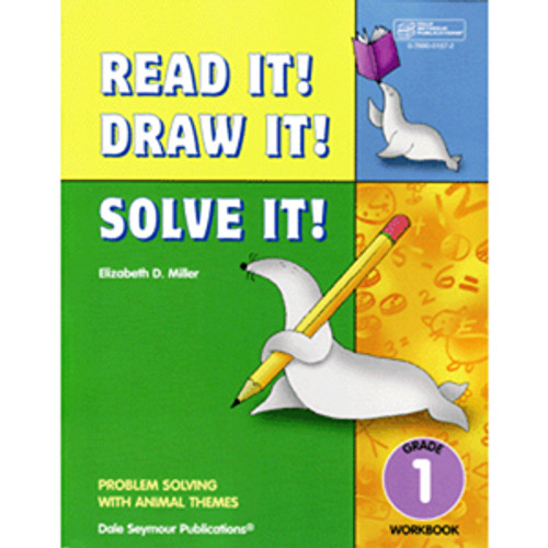 Read It! Draw It! Solve It! Student 1st Grade