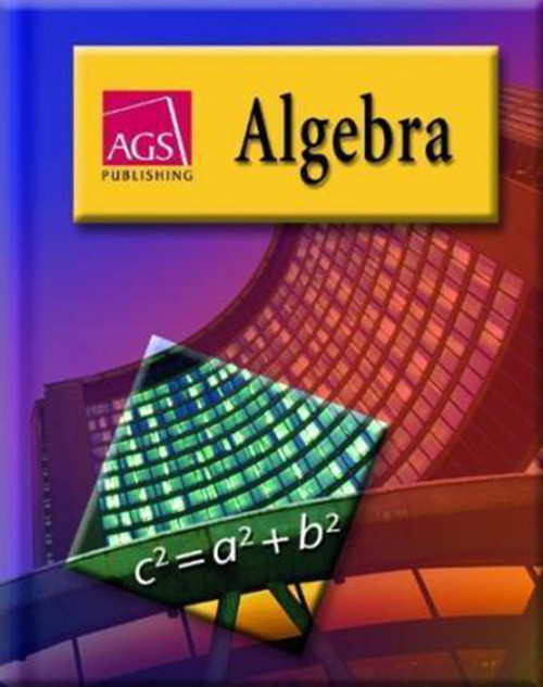AGS Algebra 1 Student Textbook