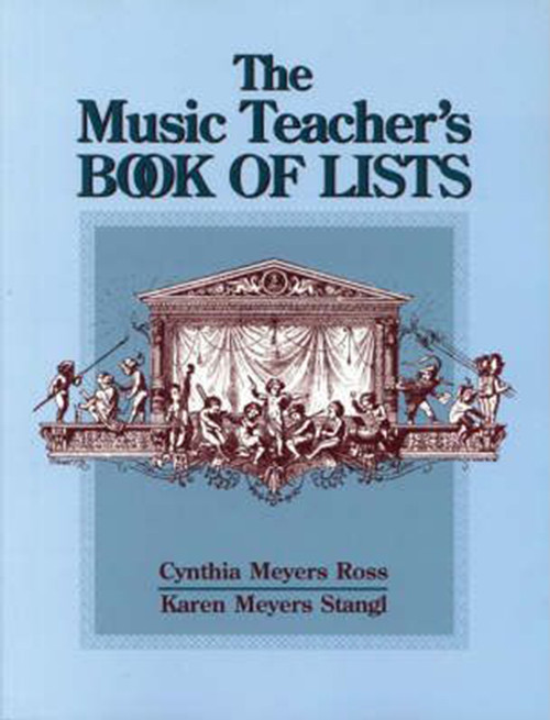 The Music Teacher's Book of Lists