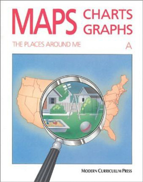 Maps Charts Graphs Level A 1st Grade
