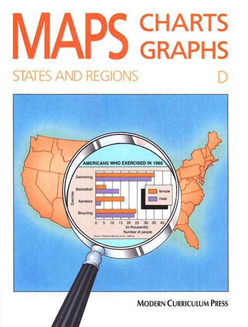 Maps Charts Graphs Level D 4th Grade