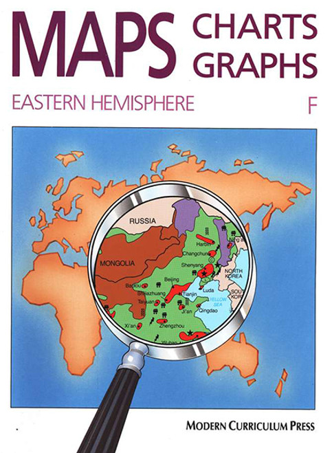 Maps Charts Graphs Level F 6th Grade