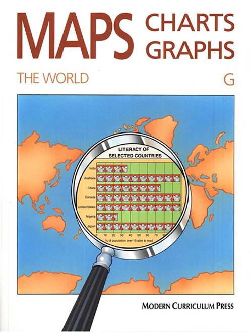 Maps Charts Graphs Level G 7th Grade