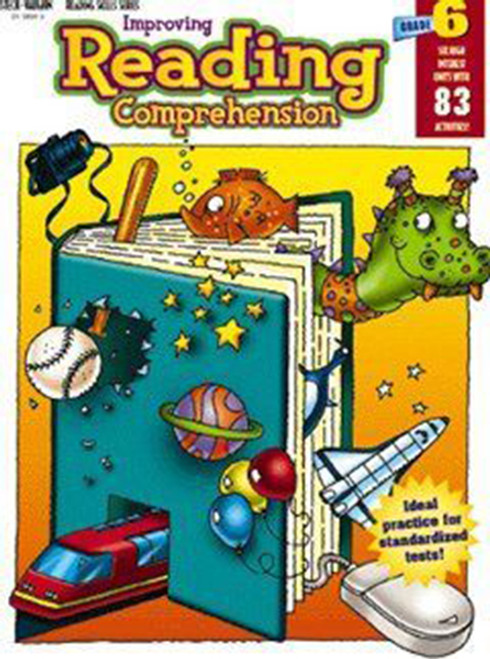 Improving Reading Comprehension Book 2nd Grade