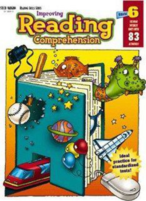 Improving Reading Comprehension Book 6th Grade