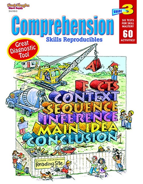 Steck Vaughn Comprehension Skills 3rd Grade