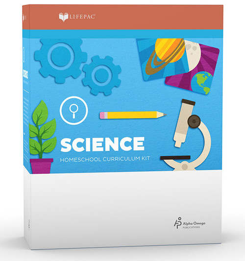 LIFEPAC Science Homeschool Curriculum Set 2nd Grade