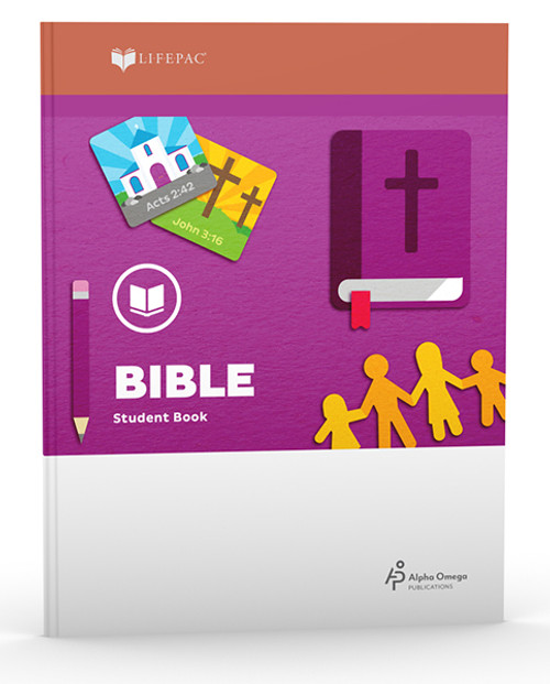 LIFEPAC Bible Teacher Book 1st Grade Part 2