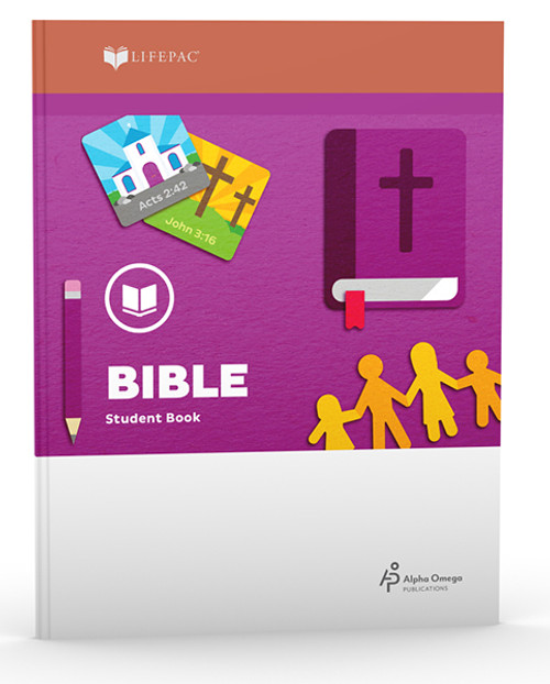 LIFEPAC Bible Teacher Guide 2nd Grade