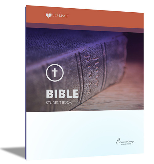 LIFEPAC Bible New Testament Survey Teacher Guide 9th Grade