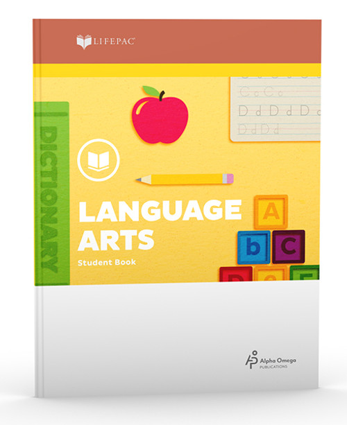 LIFEPAC Language Arts 1 Teacher Book Part-1 1st Grade