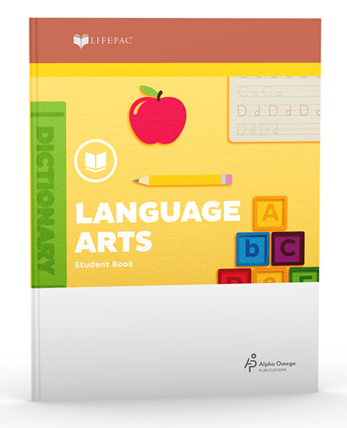 LIFEPAC Language Arts 1 Teacher Book Part-2 1st Grade