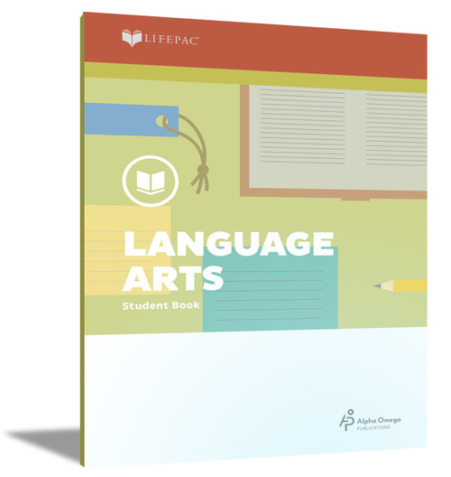 LIFEPAC Language Arts Teacher Book 3rd Grade