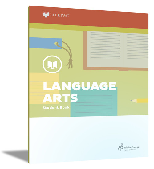 LIFEPAC Language Arts Teacher Book 4th Grade