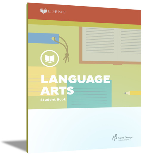 LIFEPAC Language Arts Teacher Book 5th Grade