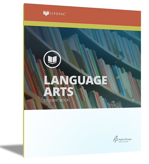 LIFEPAC Language Arts Speaking and Writing Teacher Book 8th Grade