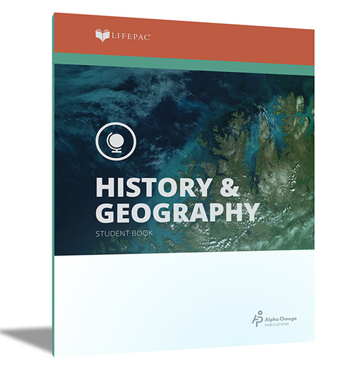 LIFEPAC History & Geography Teacher Book 6th Grade