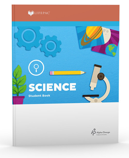 LIFEPAC Science Teacher Book Part 1 1st Grade