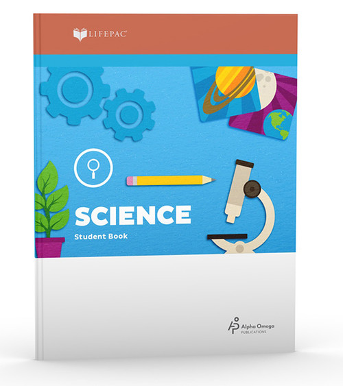 LIFEPAC Science Teacher Book Part 2 1st Grade