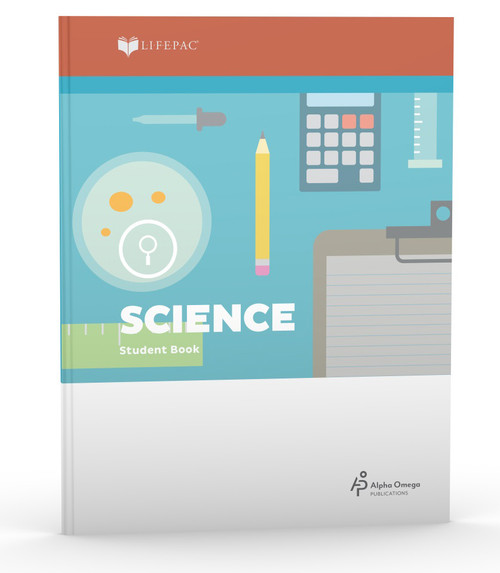 LIFEPAC Science Teacher Book 3rd Grade